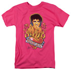 Elvis Presley Burning Love Short Sleeve T-Shirt Licensed Graphic SM-5X