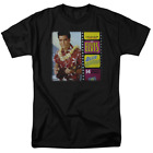 Elvis Presley Blue Hawaii Album Short Sleeve T-Shirt Licensed Graphic SM-7X