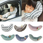 Sleeping Head Neck Support Seatbelt Shoulder Pads Car Pillow Headrest