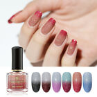 BORN PRETTY 6ml Thermolack Farbwechsel Nagellack Color Changing Nagel Kunst