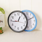 Home Bedroom Kitchen Quartz Large Fashion Silent Analogue Round Wall Clock