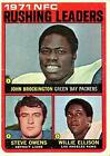 1972 Topps Football Card #s 1-150 +Rookies (A0262) - You Pick - 10+ FREE SHIP $2.39 USD on eBay