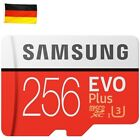 Samsung evo plus evo+ micro SD 32 - 256 GB in OVP