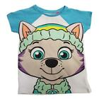 Paw Patrol Girls  T-Shirt Top Everest T-Shirt Age 2 to 7 years Official NEW Gift