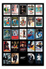 James Bond 007 Movie Posters Inc Spectre Poster New - Maxi Size 36 x 24 Inch £7.49 GBP on eBay