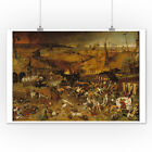 The Triumph of Death (Bruegel) Masterpiece Classic (Posters, Wood $12.99 USD on eBay