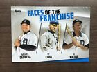 2019 Topps Series 2 Faces of the Franchise Inserts ~ Pick your Card