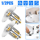 2x Plant Pulley Retractable Hanger Hanging Planter Flower Basket Hook Pot Hooks