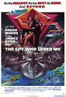 65545 The Spy Who Loved Me Movie Roger Moore Wall Poster Print UK £10.95 GBP on eBay