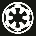 Empire Logo Decal / Sticker - Choose Color & Size - Star Wars Darth Sith $8.99 USD on eBay