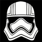 Star Wars Captain Phasma Sticker / Decal - Choose Size & Color $3.0 USD on eBay