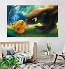3D Wall Sticker for Pokemon 933 Japan Anime Wall Stickers Wall Mural Decals Zoe