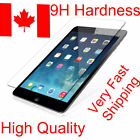 Tempered Glass Screen Protector For iPad 2 3 4 5 6 7 Mini Air 1 Pro 12.9 9.7 7.9