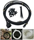 Garden Patio Waterring Irrigation Outdoor Greenhouse Misting Cooling System Kit
