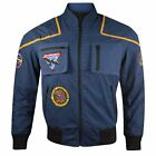 Jonathan Archer Star Trek Enterprise Scott Bakula Jacket | Bomber Jacket on eBay