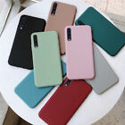 For Huawei P40 P30 P20 Pro  P30 Lite Slim Soft Silicone Frosted Back Case Cover