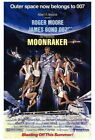 68727 Moonraker Movie Roger Moore, Lois Chiles Wall Poster Print Affiche $20.47 CAD on eBay
