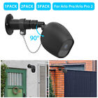 Silicone Skin Protective Case+Adjustable Wall Mount for Arlo Pro/Pro 2 Camera US