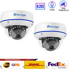 1080P HD POE CCTV Dome Security Office Onvif P2P 2MP 5MP Audio Infrared Camera