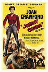 66893 Johnny Guitar Joan Crawfor Ernest Borgnine Decor Wall Poster Print