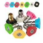 5000PSI Power Pressure Washer Spray Nozzle Tip Washer Accessory Tool Set US