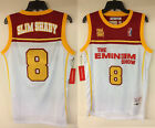 Slim Shady The Eminem Show Album Cover Authentic Basketball Hip Hop Rap Jersey