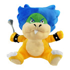 Super Mario Bros Plush Toy Kids Koopalings Koopa Iggy Lemmy Roy Ludwig Morton