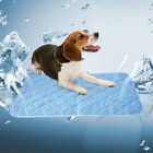 Waterproof Washable Cooling Cool Dog Bed Pet Cushion Mat Cage Pad in Summer