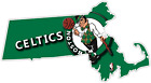 Massachusetts Boston Celtics Basketball LOGO Vinyl Sticker Decal Cornhole Wall on eBay