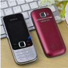 New Condition Nokia 2730c Classic 3G WCDMA Unlocked Mobile Phone - Black Red UK