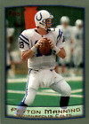 1999 Topps #300 Peyton Manning - Indianapolis Colts on eBay