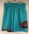 Vancouver Grizzlies Mitchell & Ness NBA Swingman Men's Mesh Shorts - 1996-1997 on eBay