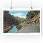 CO Bear Creek Canyon Highway Morrison & Evergreen (Prints, Signs, Canvas, More)