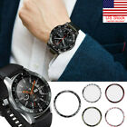 Anti Scratch Metal Bezel Ring Adhesive Cover For Samsung Gear S3 frontier 46mm r image