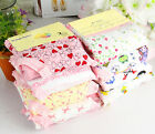 6/12Pack Kids Baby Boy Girl Mixed Cotton Toddler Potty Training Pants Underwear