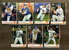 2019 Topps Chrome Baseball Base Team Sets ~ Pick your Team on Ebay