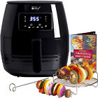 Best Airfryers - Airfryer Deco Chef 5.8QT 1400W Digital Electric No Review