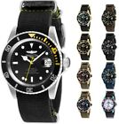 Invicta Pro Diver Automatic 42mm Canvas Strap Watch - Choice of Color image