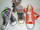 """All Star Converse"" Sneakers Different Sizes And Design"