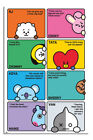 Laminated BT21 Compilation Poster Official Licensed 24 x 36 Inches