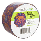 Simply Genius Duct Tape Roll Colors Patterns Designs Craft Supplies Kids Adults
