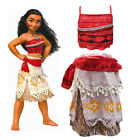 2019 Ocean romance Moana cosplay girl child clothes COS clothing