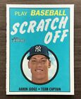 2019 Topps Heritage High Number 1970 Topps Scratch Off Insert ~ Pick your Card on Ebay