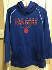 NHL New York Rangers Shorthand Poly Embossed Boy's Hockey Hoodie NWT $23.99 USD on eBay