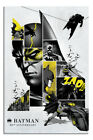 """LAMINATED Batman 80th Anniversary Poster Officially Licensed 24X36""""   UK Seller"""