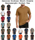 DICKIES MENS 2XLT HEAVYWEIGHT POCKET TEE CREW NECK SHORT SLEEVE WS450 BIG & TALL