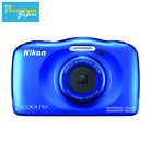 Nikon COOLPIX W150 13.17MP Waterproof Compact Camera Japan Domestic Version New