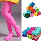 Kids Girls Tights Pantyhose Hosiery Silk Stockings Ballet Dance Socks 4 12 Years