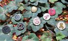 Kameleon JewelPops, Cancer and Military Support Ribbons, Initials; $19 each! image