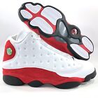 Nike Air Jordan 13 XIII Retro Chicago Cherry White Black Red 414571-122 Men's 17